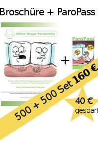 ParoPass Set 500 + 500