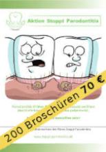 Parodontitis Aufklärung Broschüre