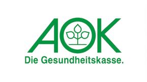 Logo - AOK - Die Gesundheitskasse