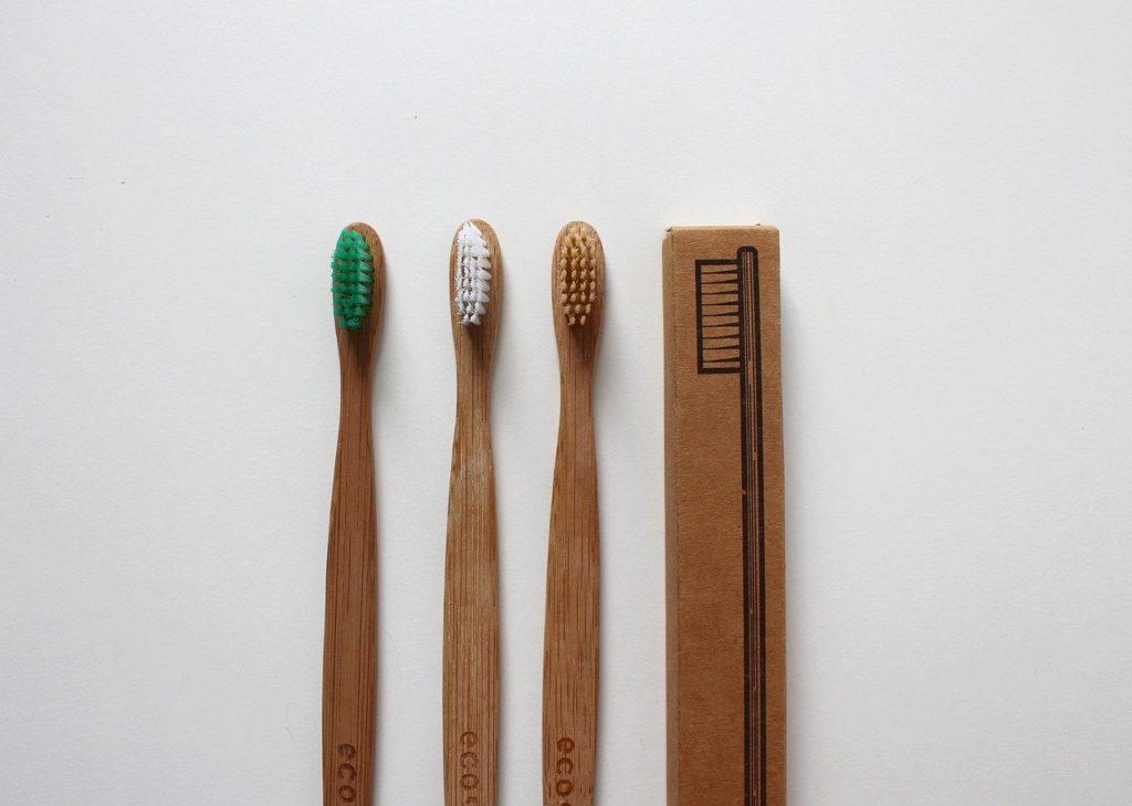Zahnbürsten Holz
